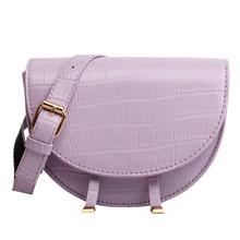 Сумка-Кроссбоди с крокодиловым узором для женщин, сумка из искусственной кожи вокруг талии, поясная сумка, дизайнерские сумки на плечо(Китай)