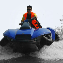 China Top Selling 4 Wheelers Quadski Amphibious Atv Jet Ski