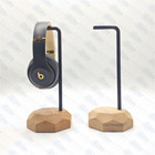 2020 new arrival rack headphone display holder Metal headset stand for exhibition