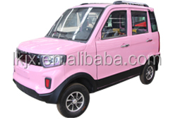 LK4600D High speed electric car/four wheel electric car,electric vehicle made in China