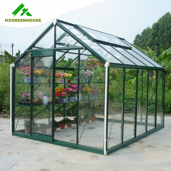 Innovative Garden Glass House Widely Used For Backyard Planting