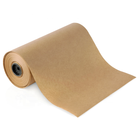 Unbleached Brown Wrapping Kraft Paper Rolls