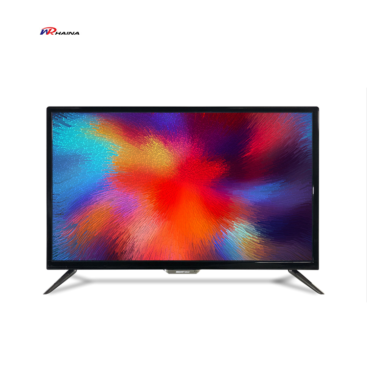 Haina television cheap flat screen tv <strong>24</strong> inch dc 12v led tv