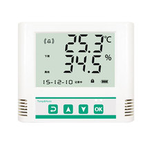 digital temperature humidity sensor with lcd display