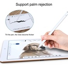 3nd Gen Active Stylus Pen for Apple iPad, Palm Rejection, Compatible with 2019(7th Gen)/iPad 2018(6th Gen)/iPad Pro 11/12.9 Inch