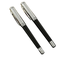 Hot selling style High quality roller pen ,Black ,gold,burgundy color for favor choice