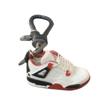 3d <span class=keywords><strong>air</strong></span> jordan 4 <span class=keywords><strong>Retro</strong></span> bred keyrings กับกล่อง