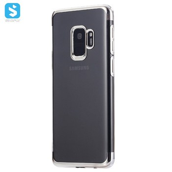Clear Electronic TPU Case for Samsung Galaxy S9/S9 Plus Transparent case For Samsung galaxy S10 Cover Cell Phone Accessories