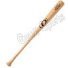 34 INCH Natural wood color baseball bat Custom rubber solid Wood Baseball Bat / Softball Bat For practice -training