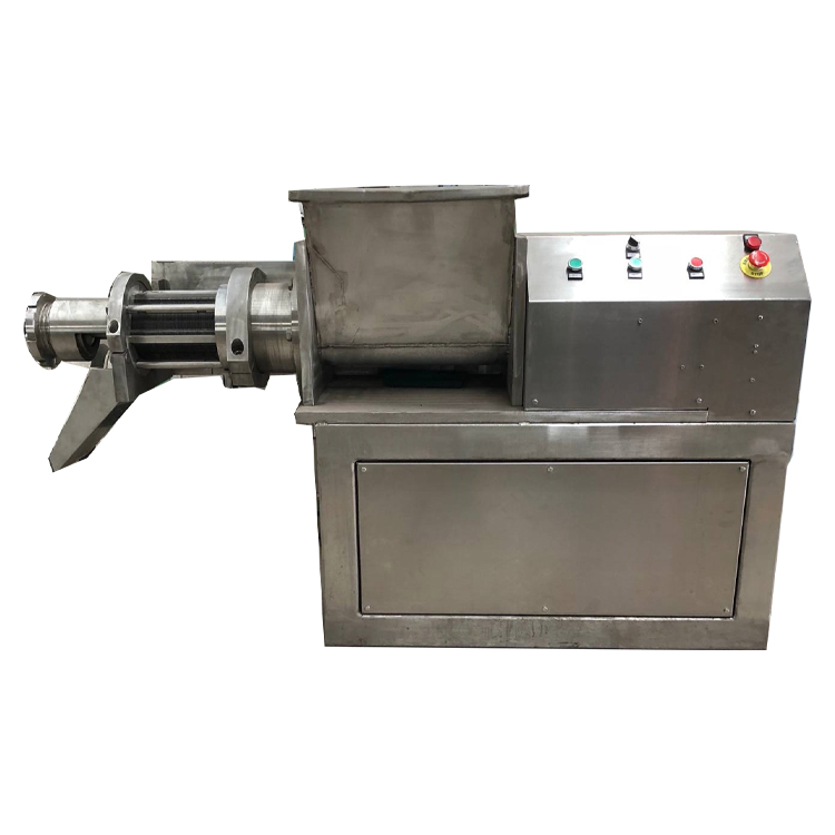 Fish Processing Fish Chicken Meat and Bone Separator/Fish Meat