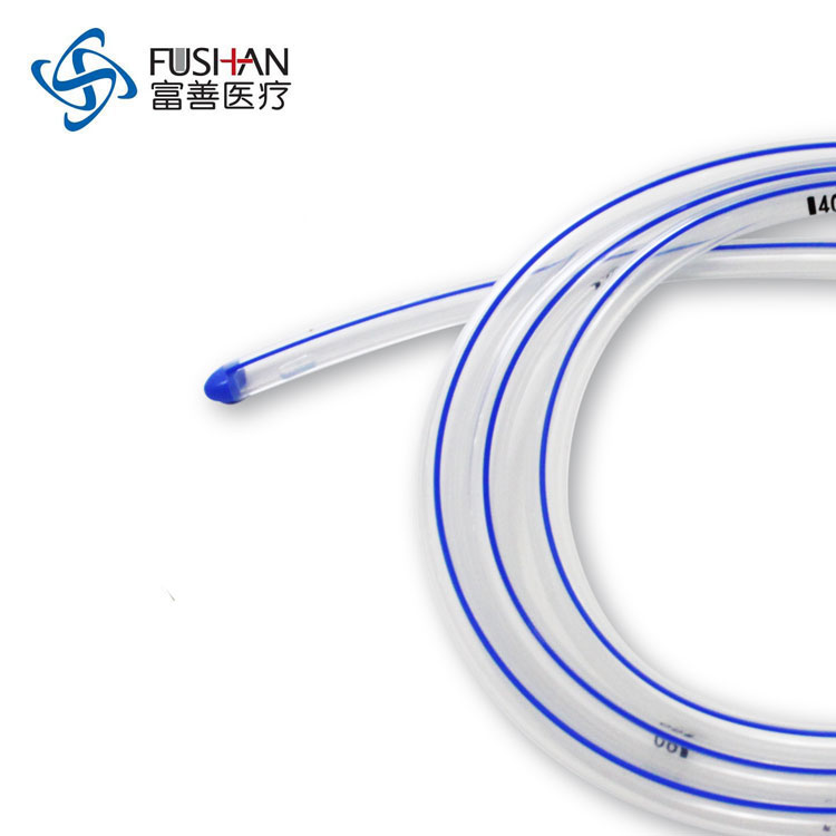 Disposable Silicone Stomach Tube China OEM manufacture Enteral Feeding Tube