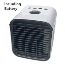Портативный мини-кондиционер, вентилятор, охладитель пространства, быстро охладит любое пространство, домашний офис, стол, Кондиционер(Китай)