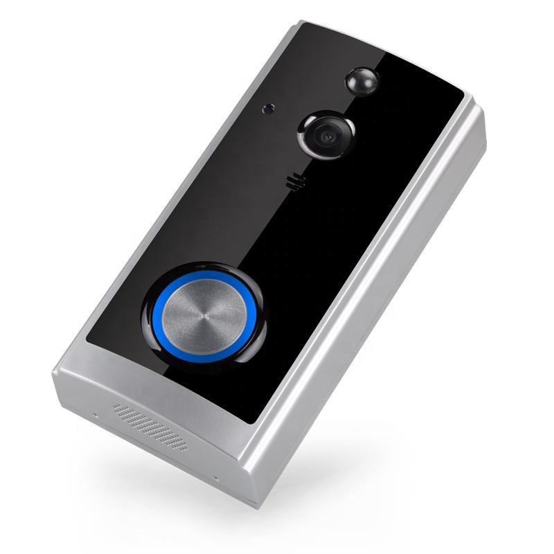 حلقة جرس باب ذكي cctv الذكية hd 1080p الذكية wifi الذكية فيديو كاميرا الجرس