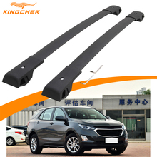 KINGCHER Hot Sale Auto Parts Bagagem Carrier Fit Para Chevrolet Equinox, Peças Do Carro RoofRack/