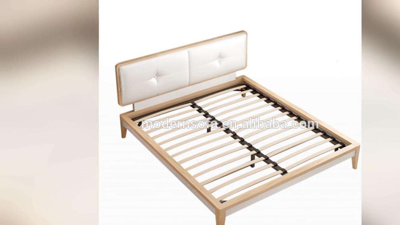 2020 mobili camera da letto di lusso queen size letto da Shenzhen letto set di fabbrica