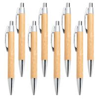 Wholesale Selling Custom Logo Ball Pen With Wooden Ballpoint Pens Promotional Pen