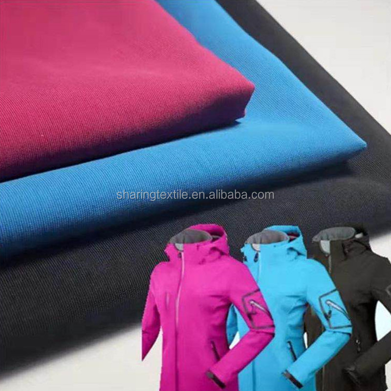 GRS 100%RPET Recycled 20D~75D 190T~600T Ripstop/ Twill/Plain Weave Polyester Microfiber Taffeta Fabric For Lining Downjacket