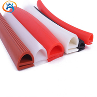 Hot wholesale g shock door window silicone rubber gasket seal strip