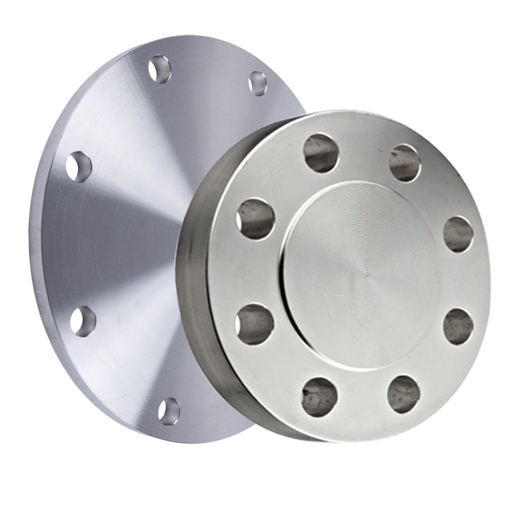 ASME Asin A105 304 316L Stainless Steel Pipa Fitting Plate Flange