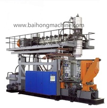 2000L smc blow molding machine pp pe extrusion blow molding machine