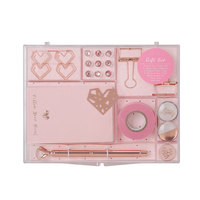 Desk accessories School gift set for student office Stationery set