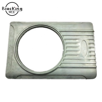 Aluminum Copper Stainless Steel Alloy Die Casting Process for Metal Casting
