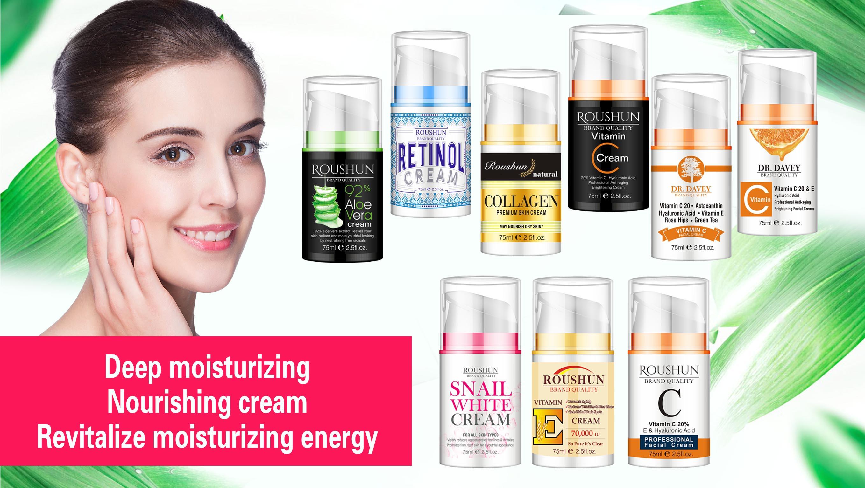natural vitamin face cream