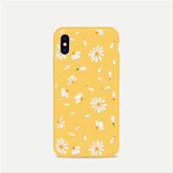 Case for Girls, Flexible Soft Slim Fit Full-Around Protective Cover for iphone X XS Cute Shell Phone Case with Floral Flowers