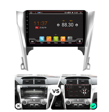 64G Android 9.0 Auto KEINE Dvd Gps Multimedia-Player Für Toyota Camry 50 <span class=keywords><strong>2012</strong></span> 2.5D Navigation Radio Video Audio Stereo auto Monitor