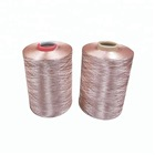 Intermingle recycle pp yarn customized polypropylene yarn 1000d natural pp yarn for knitting and weaving