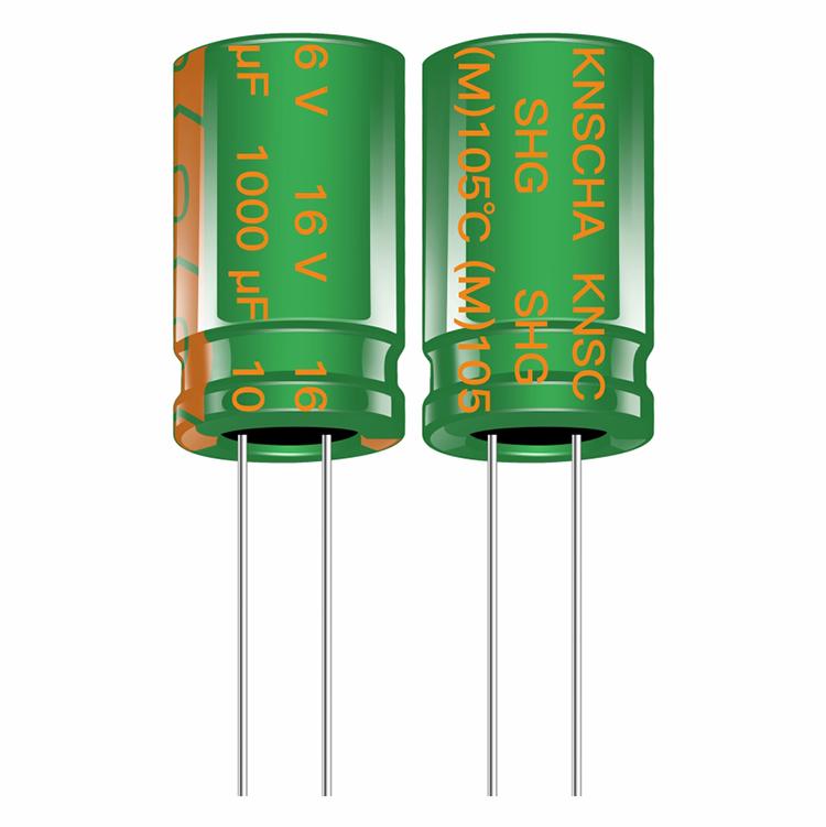 Lot de 20 Condensateurs 47uF 25V  Électrolytique