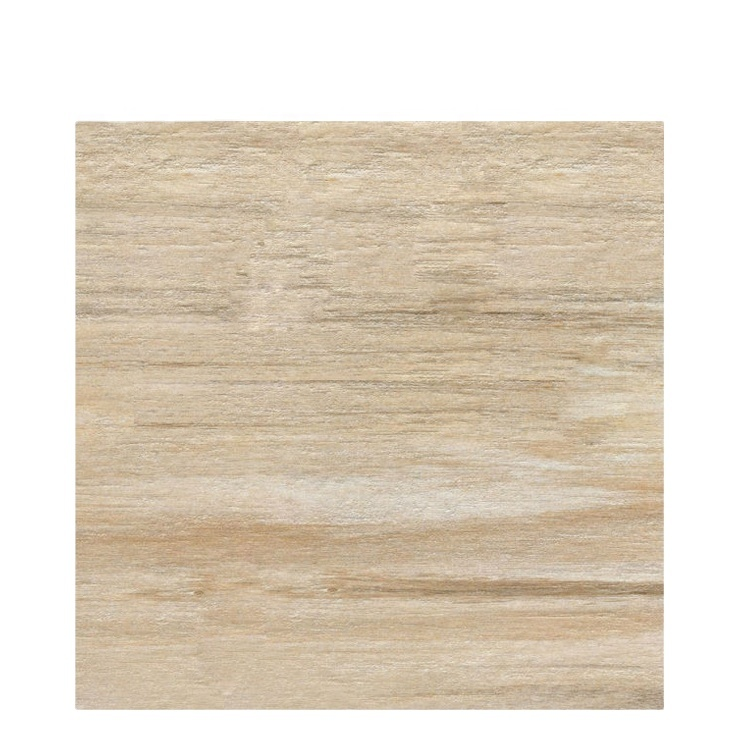 600*600mm square non-slip wood color look porcelain tile wooden rustic porcelain ceramic tiles