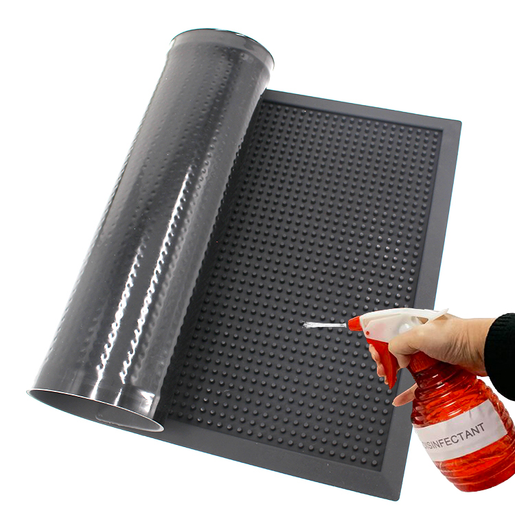 PVC bar mat water filter non-slip mat with Sanitizing function