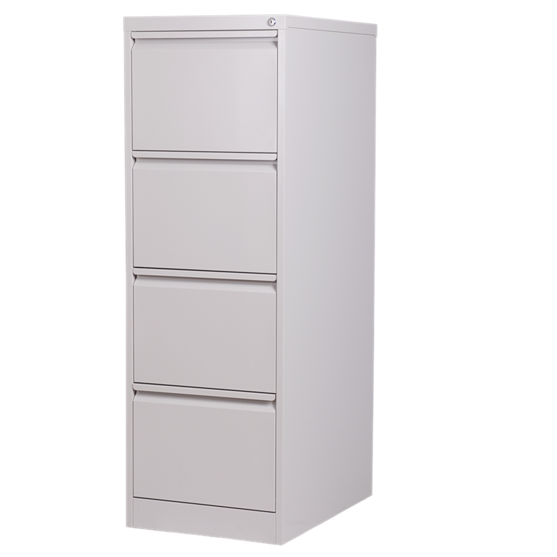Colded Rolled Steel FC File Storage Cabinet Four Drawers Office Cabinet
