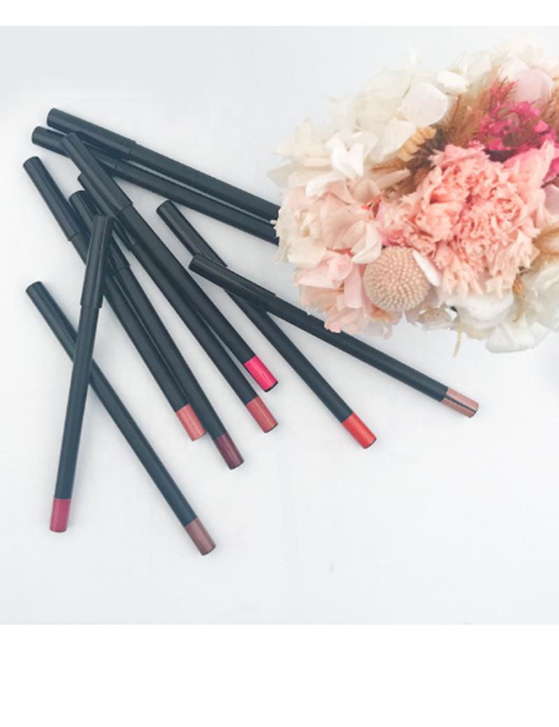 Lip Pencil Smooth Shape Outline Lip Liner Lipliner
