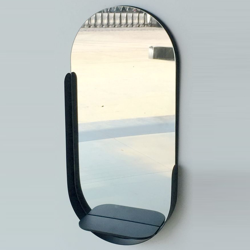 decorative wall hanging combination mirror
