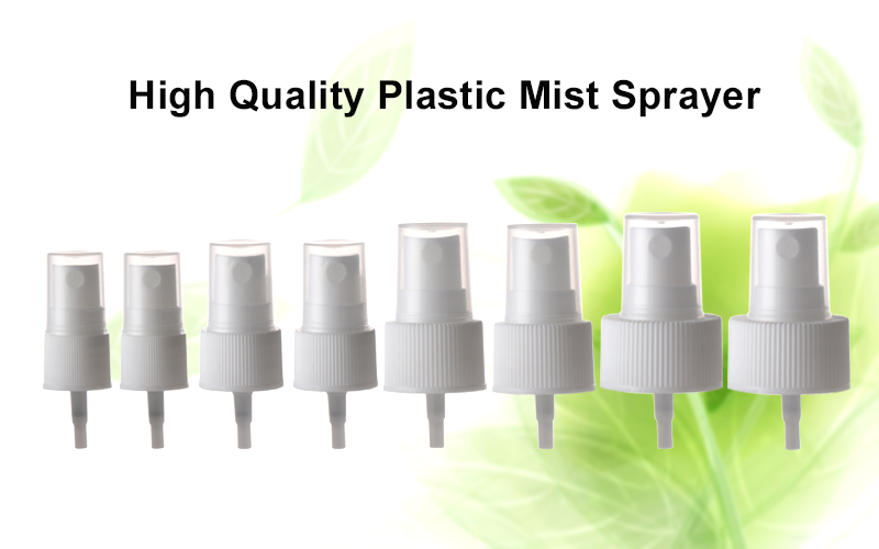 factory black plastic 20/410 mist sprayer in stock