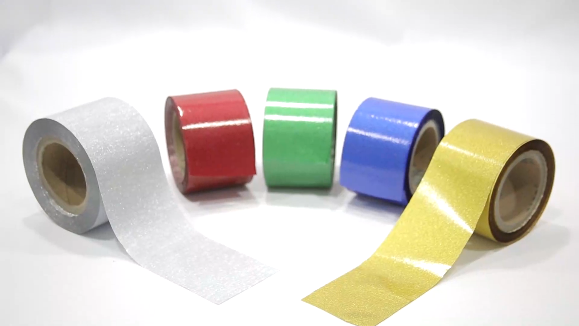 PET Gold Coated Metallized Film For Holiday Decoration