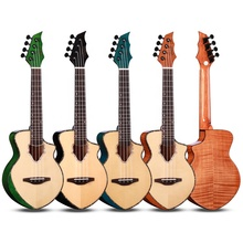 Groothandel goed uitziende top solid sparren <span class=keywords><strong>ukulele</strong></span> <span class=keywords><strong>23</strong></span> <span class=keywords><strong>inch</strong></span> <span class=keywords><strong>concert</strong></span> met arm rest