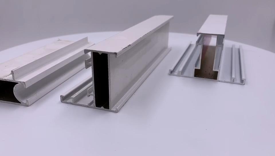 Shengxin China hot sale Aluminum machine guards anodized Window Extrusion Aluminium Profile types of aluminium extrusion