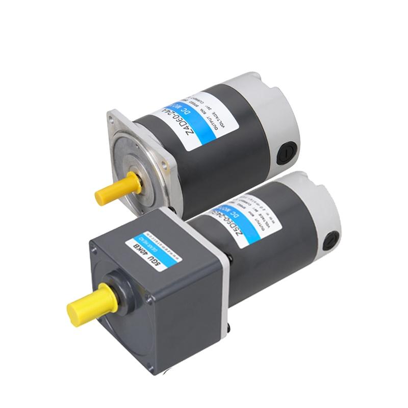 AC Motor 220v 15w Low Rpm High Torque AC Gear Motor Seepd Control