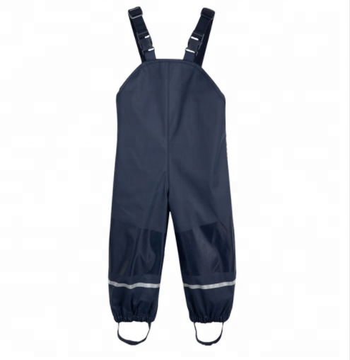 Pantalones Impermeables Con Pechera Para Lluvia Para Ninos Bonitos Personalizados De Buena Calidad Buy Pantalones De Lluvia Pantalones De Lluvia Para Ninos Pantalones De Lluvia Para Ninos Product On Alibaba Com