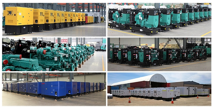 Factory wholesales yuchai synchronous 120 kva 150 kva 160 kva generator diesel price for sale