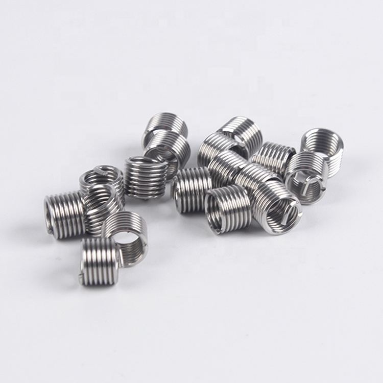 Chinese wholesalers produce fastenal fasteners solid <strong>threaded</strong> <strong>inserts</strong> for sheet metal