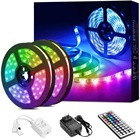 LED Strip Light 32.8Ft 5050 RGB Decoration Light Strip Kits with IR Remote Control Luces LED For Cocina Natal Christmas Decor