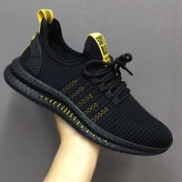 Wangdu factory unbranded mesh running footwear sport wholesale shoes for mens