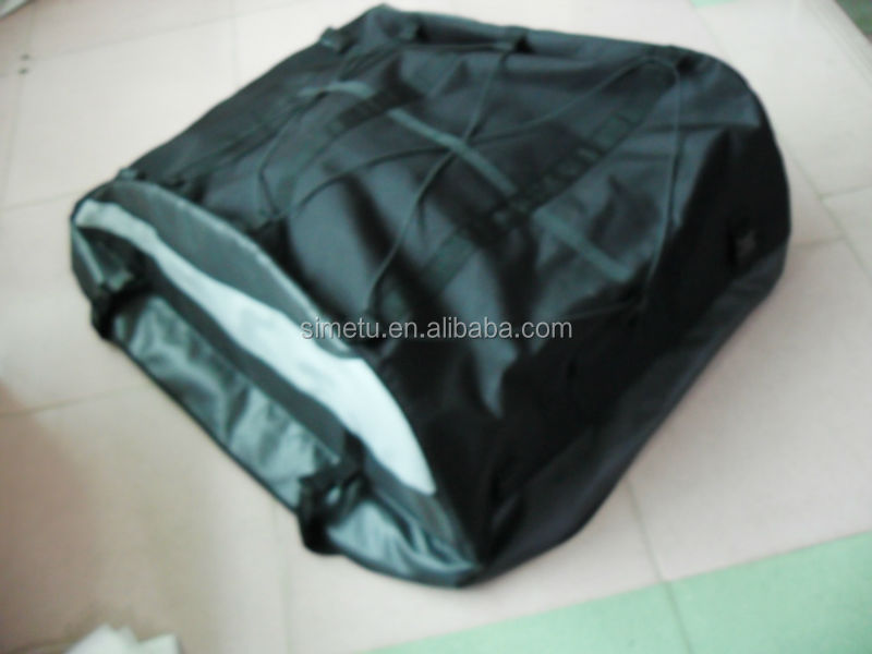 600d Waterproof with Expandable Car Roof Cargo Travel Bag