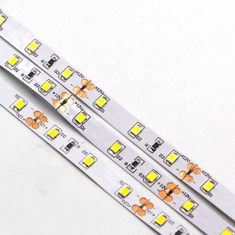 120leds Per Meter Flex Led Strips Smd2835 Led Strip 5m Led Tape Light 12v 2835 Led Strip