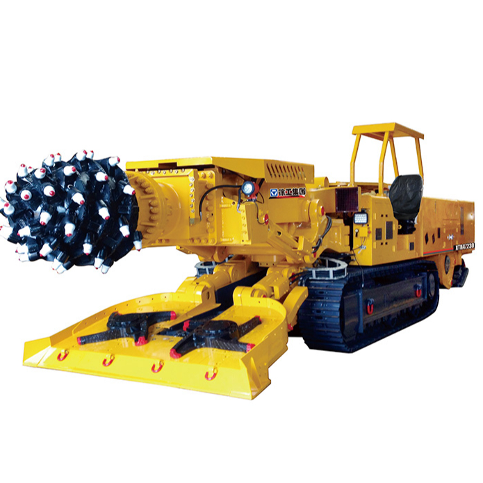 XCMG coal cutter XTR4/230 mining roadheader for sale