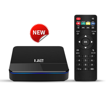 Shenzhen Hot-selling 4K Android 9.0 tv receiver box strong signal mini smart tv receiver YouTube Amlogic S905X3 set top box